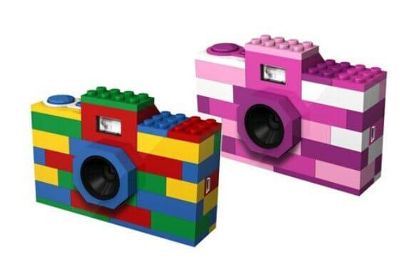 Lego lança câmera digital para crianças