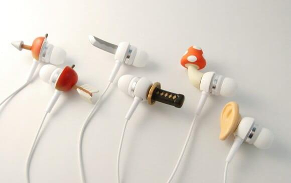 Os Fones de Ouvido mais esquisitos que você já viu!