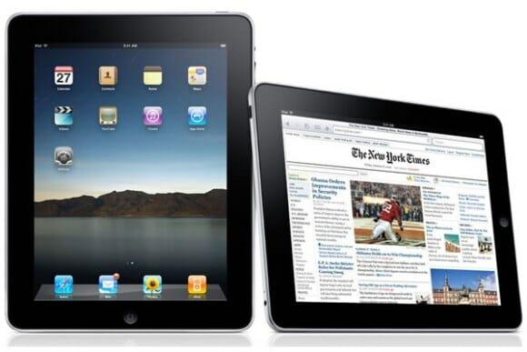 Com vocês o iPad – O tão esperado Tablet da Apple foi oficialmente anunciado.