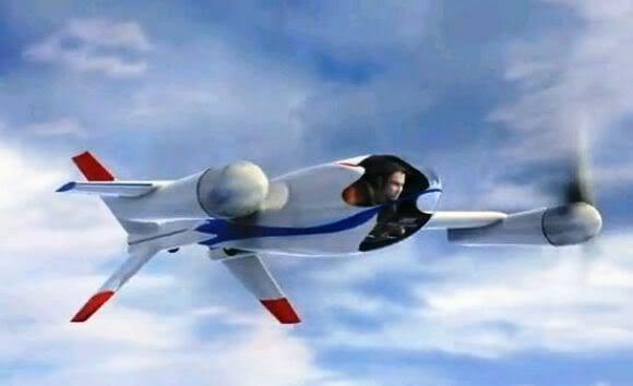 Novo avião conceito da NASA para apenas um passageiro (vídeo)