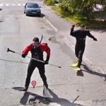 mergulhadores-google-street-view
