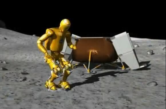 NASA pretende substituir astronautas Humanos por Robôs Humanóides em breve. (com vídeo)
