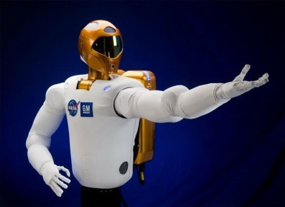 Robonaut2 - O novo robô astronauta da NASA.