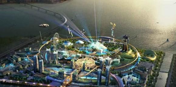 Vem aí o Robot Land - O maior parque de diversões Robótico do mundo!