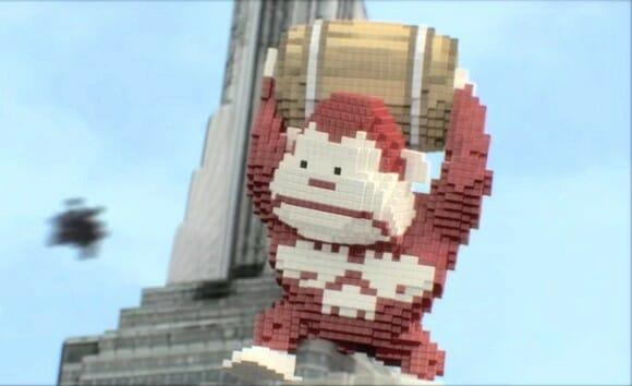 VIDEOFUN - Invasion Pixels. FANTÁSTICO!