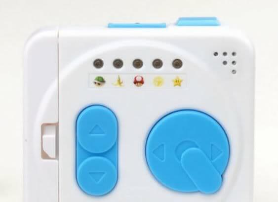 Mario Kart versão controle remoto