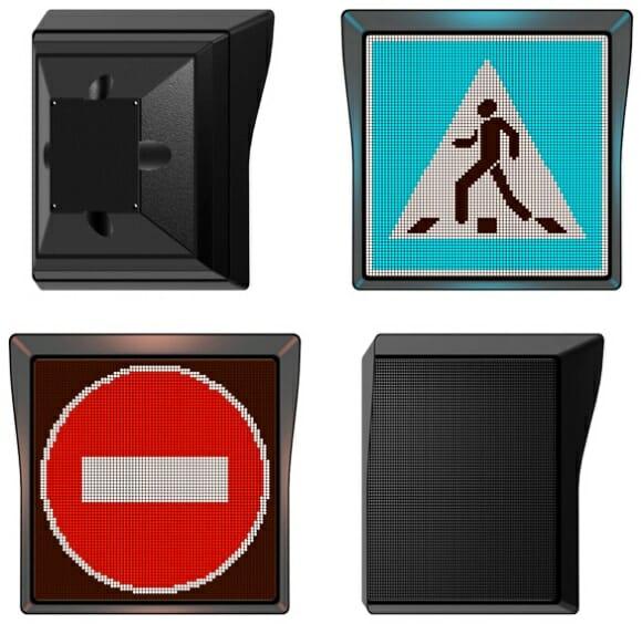 Vem aí as sinalizações de trânsito inteligentes!