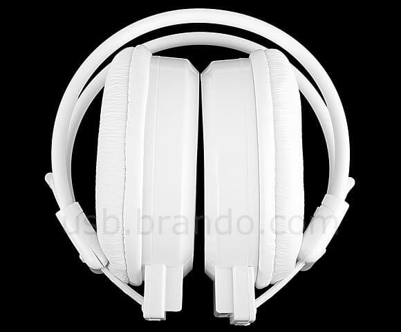 Headphone com MP3 Player integrado.
