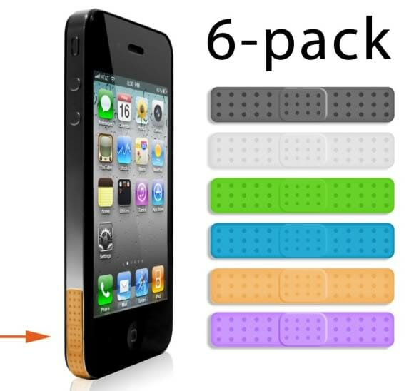 Antenn-aid – Band-aids para resolver os problemas de antena do iPhone 4
