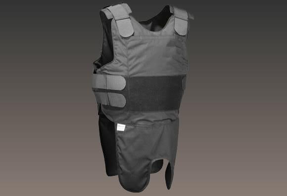 Novos coletes à prova de balas usarão um líquido especial para deter projéteis.