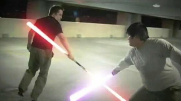 concretehustle-lightsaber-duel