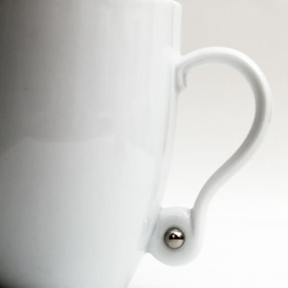 Ear Mug - Uma caneca com orelha que usa seus brincos!