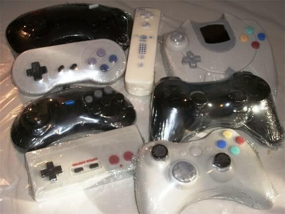 Bundle de sabonetes para gamers e geeks