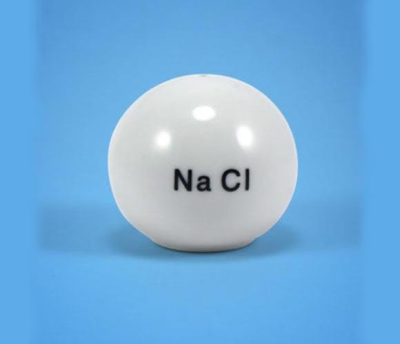 Saleiro e Pimenteiro Fórmulas Químicas