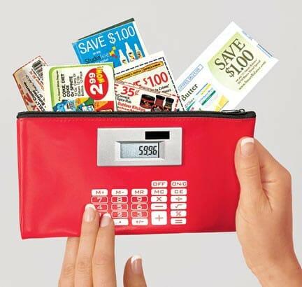 Carteira Calculadora Ajuda a Economizar!