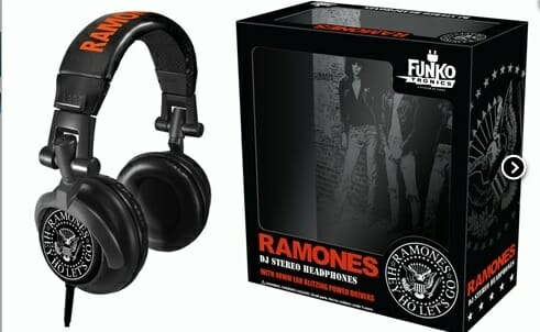headphone_ramones
