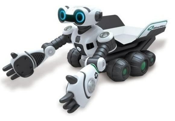 Roboscooper - Um robozinho muito útil de se ter por perto.