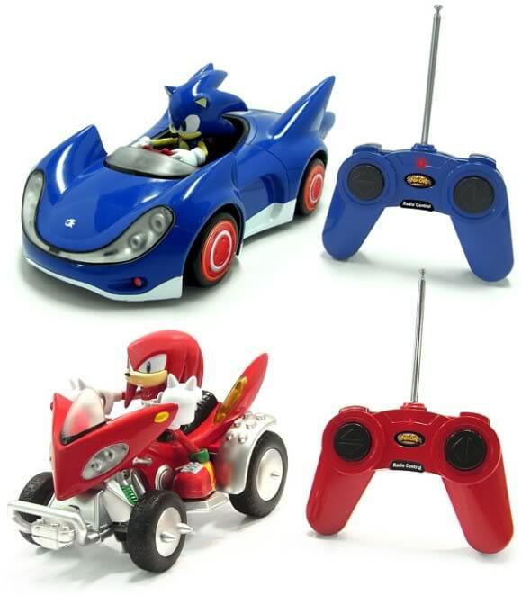 Sonic e Knuckles agora podem competir fora dos games!
