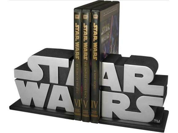 Porta-livros logotipo Star Wars