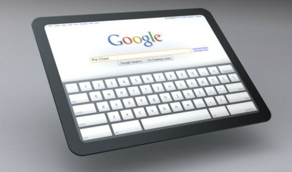 RUMOR: Tablet da Google está prestes a ser lançado!
