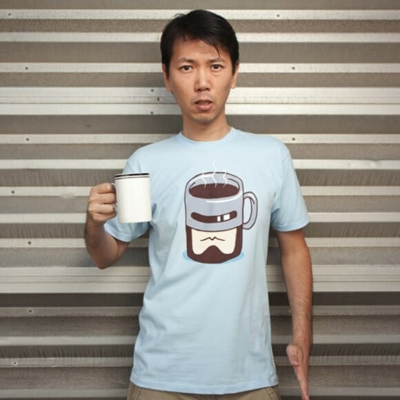 Camiseta Robocup
