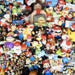 Coleção de menino de 11 anos do Super Mario é de causar inveja aos adultos. (com vídeo)