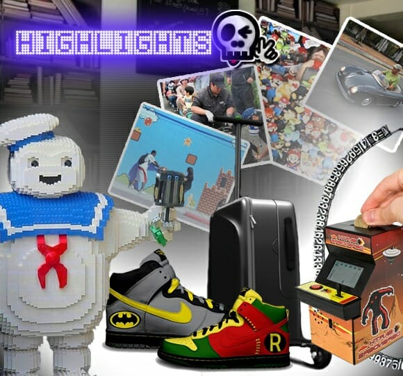 HIGHLIGHTS - Destaques da Semana 36 de 2010.