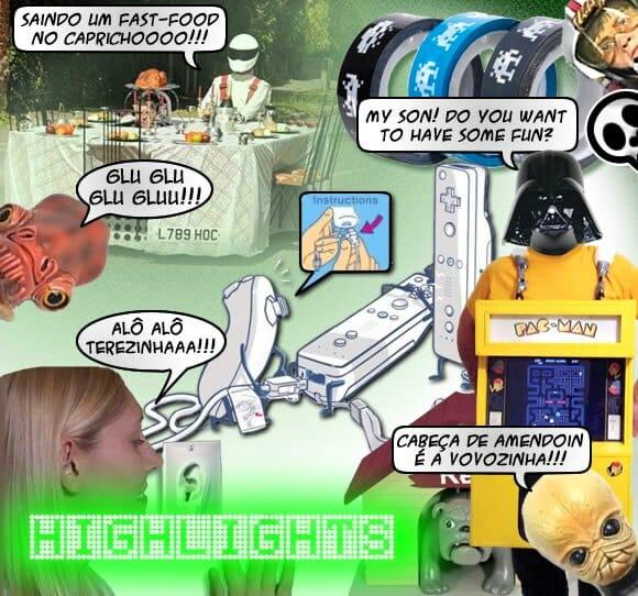 HIGHLIGHTS - Destaques da Semana 37 de 2010.