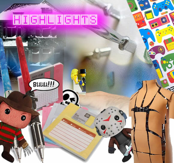 HIGHLIGHTS - Destaques da Semana 40 de 2010.