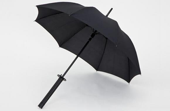 Guarda-chuva espada Samurai.