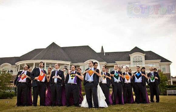 FOTOFUN - O Super Casamento.