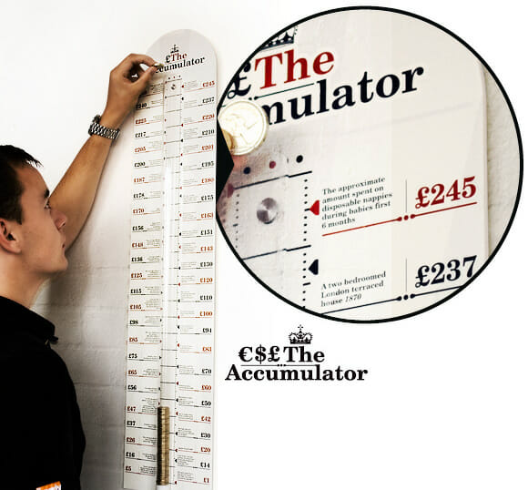 The Accumulator Cofrinho Criativo