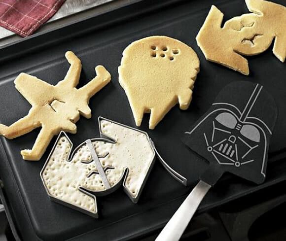 Espátula de cozinha do Darth Vader.