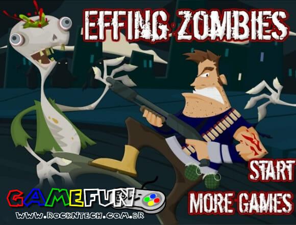 GAMEFUN - Effing Zombies.