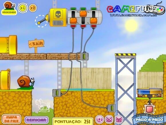 GAMEFUN – Snail Bob
