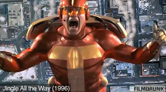 VIDEOFUN - Cenas épicas de Arnold Schwarzenegger.