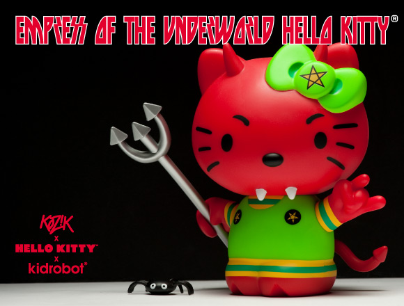 Hello Kitty do mal.