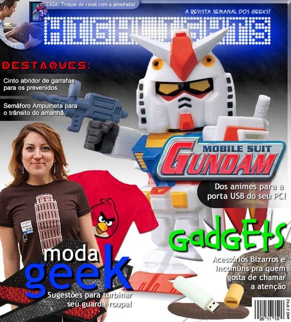 HIGHLIGHTS - Destaques da semana 47 de 2010.