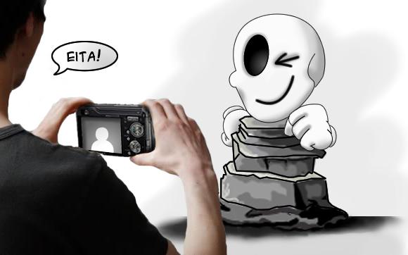 Cadê minha foto?!