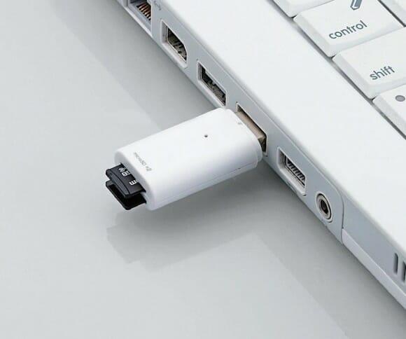 Elecom lança duplicador USB para transferência de fotos e arquivos com facilidade.