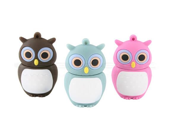Thumb Owl USB Drive – O Pen drive coruja.