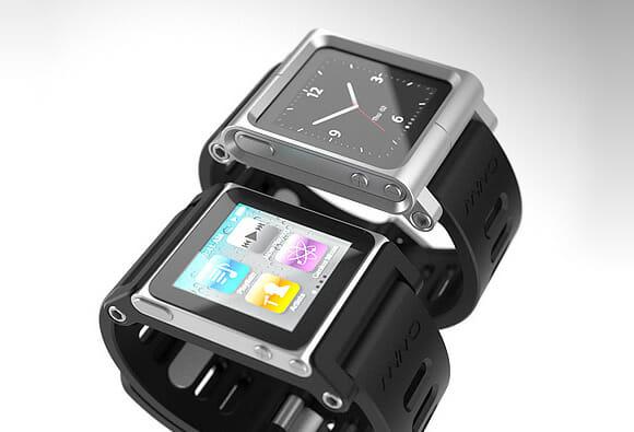 TikTok e Lunatik transformam seu iPod Nano em um relógio multi-touch. (com vídeo)