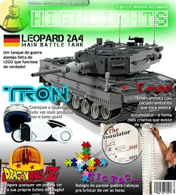 HIGHLIGHTS - Destaques da semana 49 de 2010.