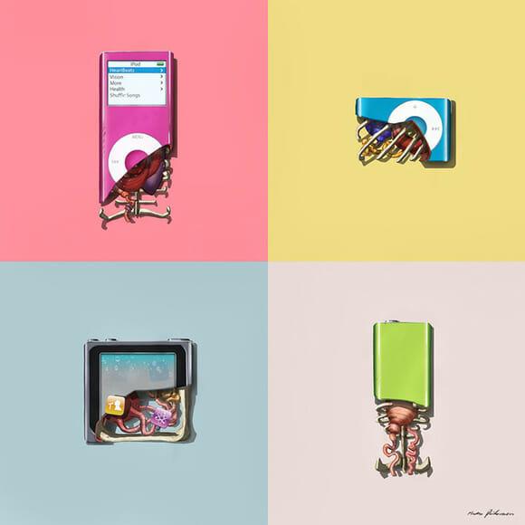 Anatomia dos gadgets