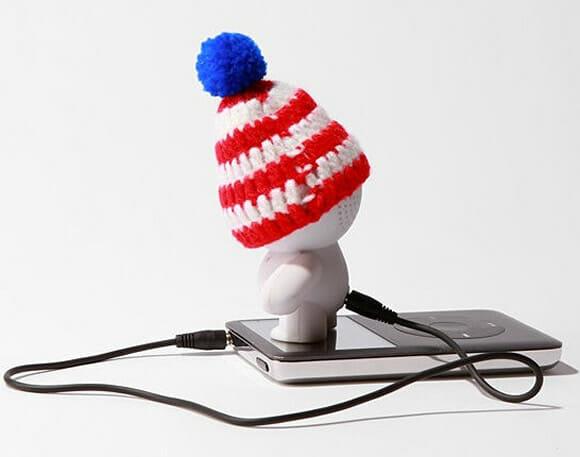 Audiobot – Um simpático mini speaker.