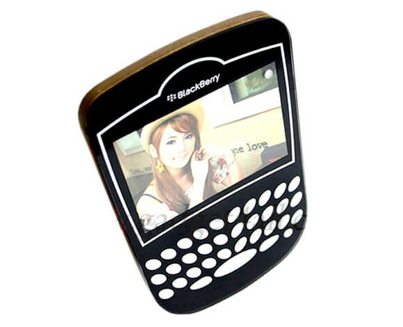 Blackberry Photo Frame – O porta retrato BlackBerry.
