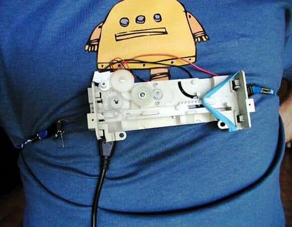 Um carregador de gadgets movido a respiração existe? Yes!