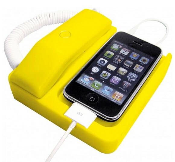 Phone x Phone transforma o iPhone em um telefone convencional ( vídeo)