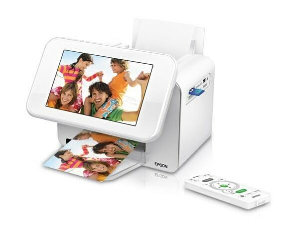 PictureMate Show – Impressora e porta retrato digital em um só!