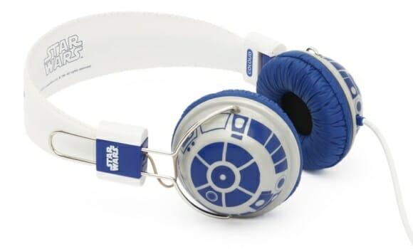 Headphones R2-D2.